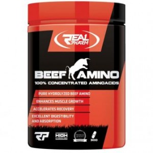 Real Pharm Beef amino