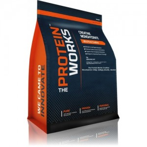 The Protein Works 1kg Creatine Monohydrate sportui