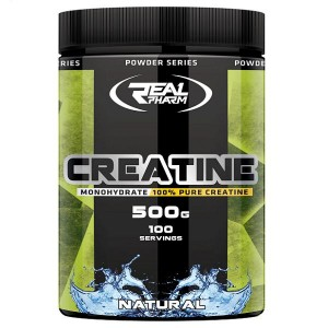 Real Pharm Creatine - kreatinas