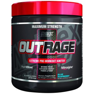 NUTREX OUT RAGE
