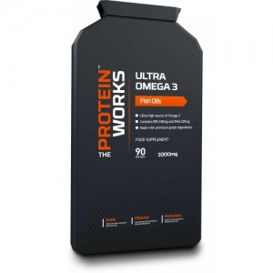 The Protein Works Ultra Omega 3