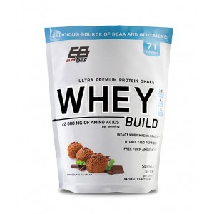 EverBuild Nutrition Whey Build baltymai