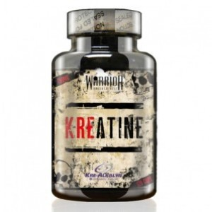 Warrior Kreatine Kre-alkalinas