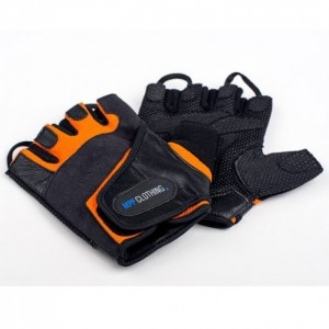 MPP GYM GLOVES ORANGE