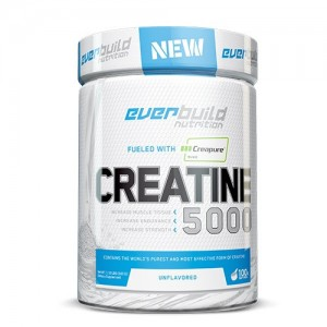 EverBuild Nutrition Creatine (creapure) 5000