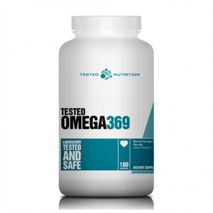 Tested Nutrition Omega-3-6-9