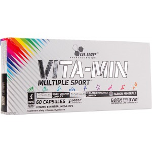 Olimp Vita-min multiple Sport 60 kaps