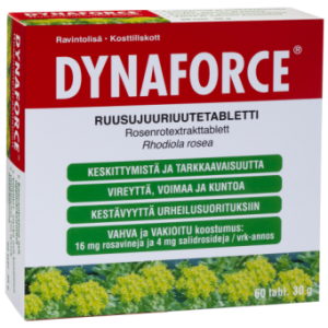 DYNAFORCE (Rhodiola rosea)