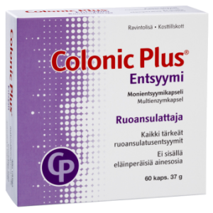 COLONIC PLUS Enzimai