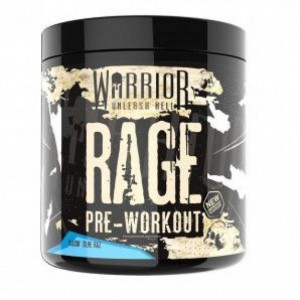 Warrior Rage New Formula